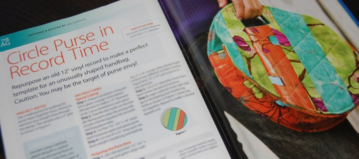 Quilter's World Article