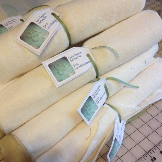 Batting Rolls | ReannaLily Designs | Text Trapunto Class