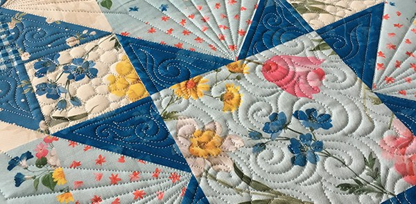 Afternoon Picnic Quilt by Nancy Zieman Productions for Riley Blake