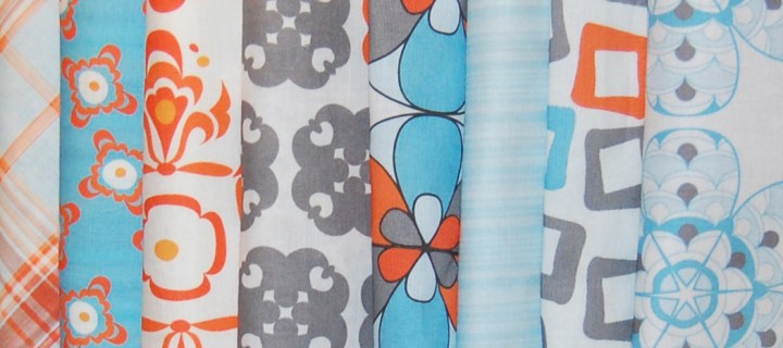 Modern Complements 8-Pack Fabric Bundle