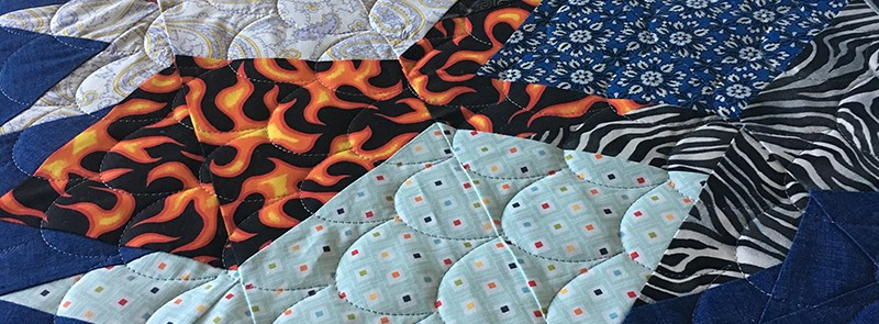 Longarm Quilting Edge-to-Edge Designs