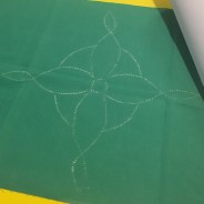 Make Custom Quilting and Sewing Stencils