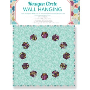 Hexagons Made Easy Fabric Kits   ReannaLily Designs