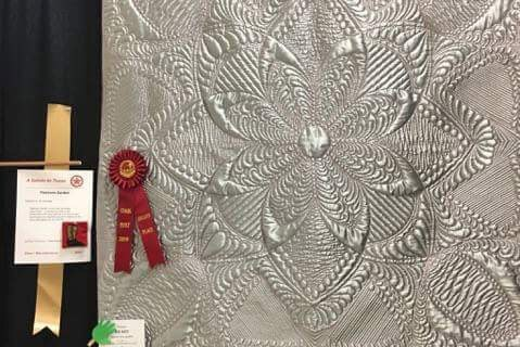 Greater San Antonio Quilt Show – Winner!