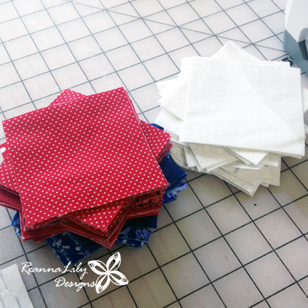X and + Quilt | Jen Eskridge | ReannaLily Designs