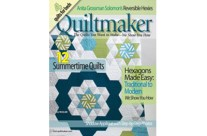 Quiltmaker Magazine Hexagons Made Easy