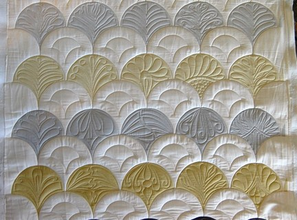 Clamshell Quilt Panels