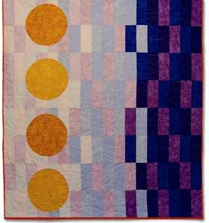 Cool Water Quilt e-Pattern