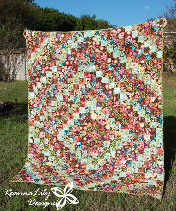 Scrappy Trip Along | Jen Eskridge | ReannaLily Designs