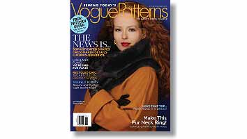 Vogue Pattern Magazine!!! Oct/Nov 2009