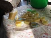 Moulds for Soap