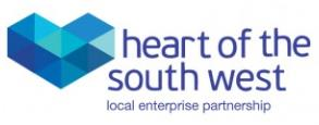 heart of south west logo