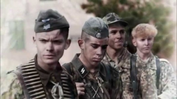 Nazi Werewolf Members