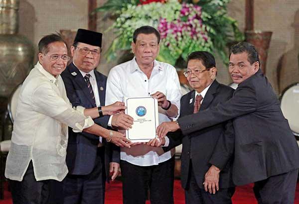 MILF Peace Deal