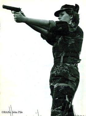 Rhodesian Women's service