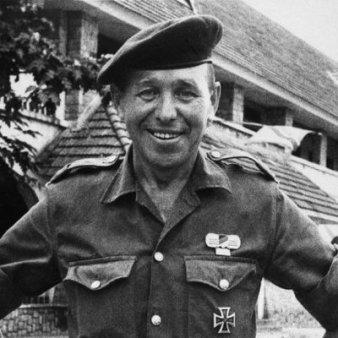 Seigfried Muller Kongo Muller Mercenary in Congo War