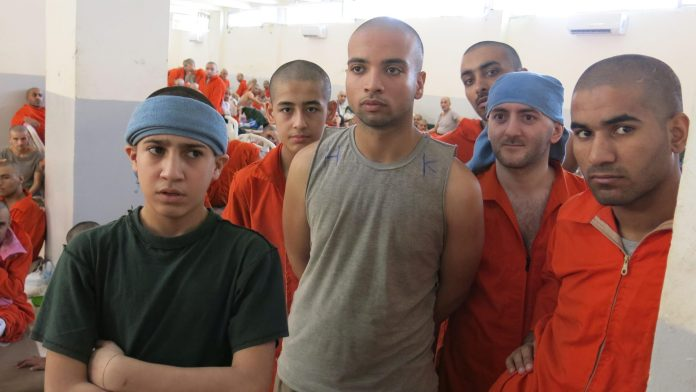 Prison break ISIS jail