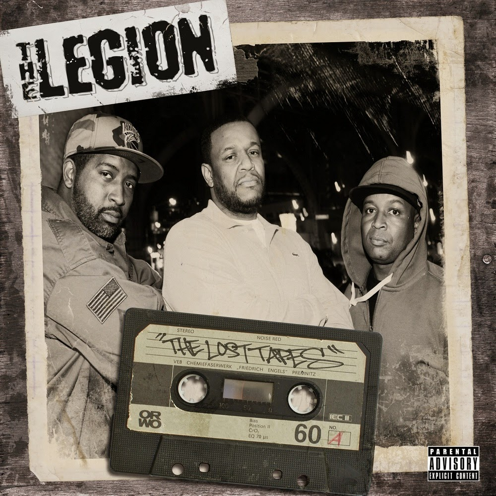 The Legion - The Lost Tape 2014