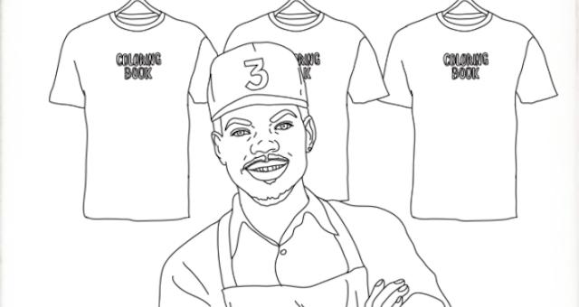 Chance The Rapper Coloring Book Coloring Pages