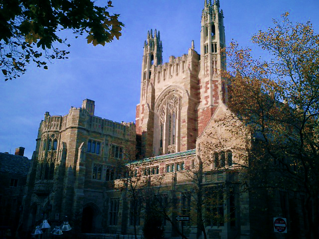 Yale Law School (Photo credit: Wikipedia)