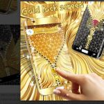 Gold Lock Screen APP
