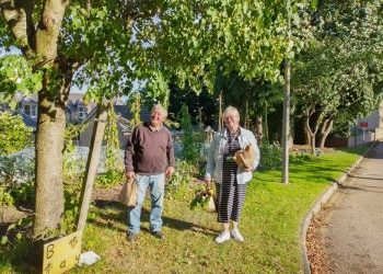 Maryhill Therapeutic Garden launching on Tuesday 21st September 2021