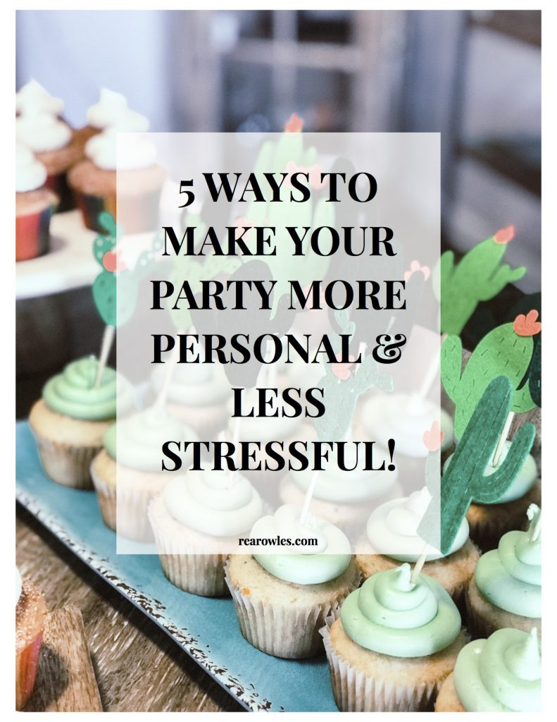 more personal less stressful