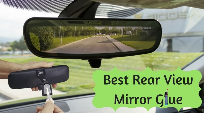 Reattach Rear View Mirror To Windshield