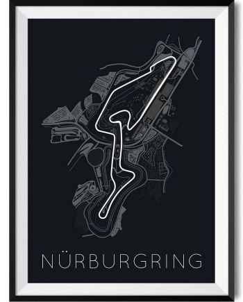 Nürburgring track f1