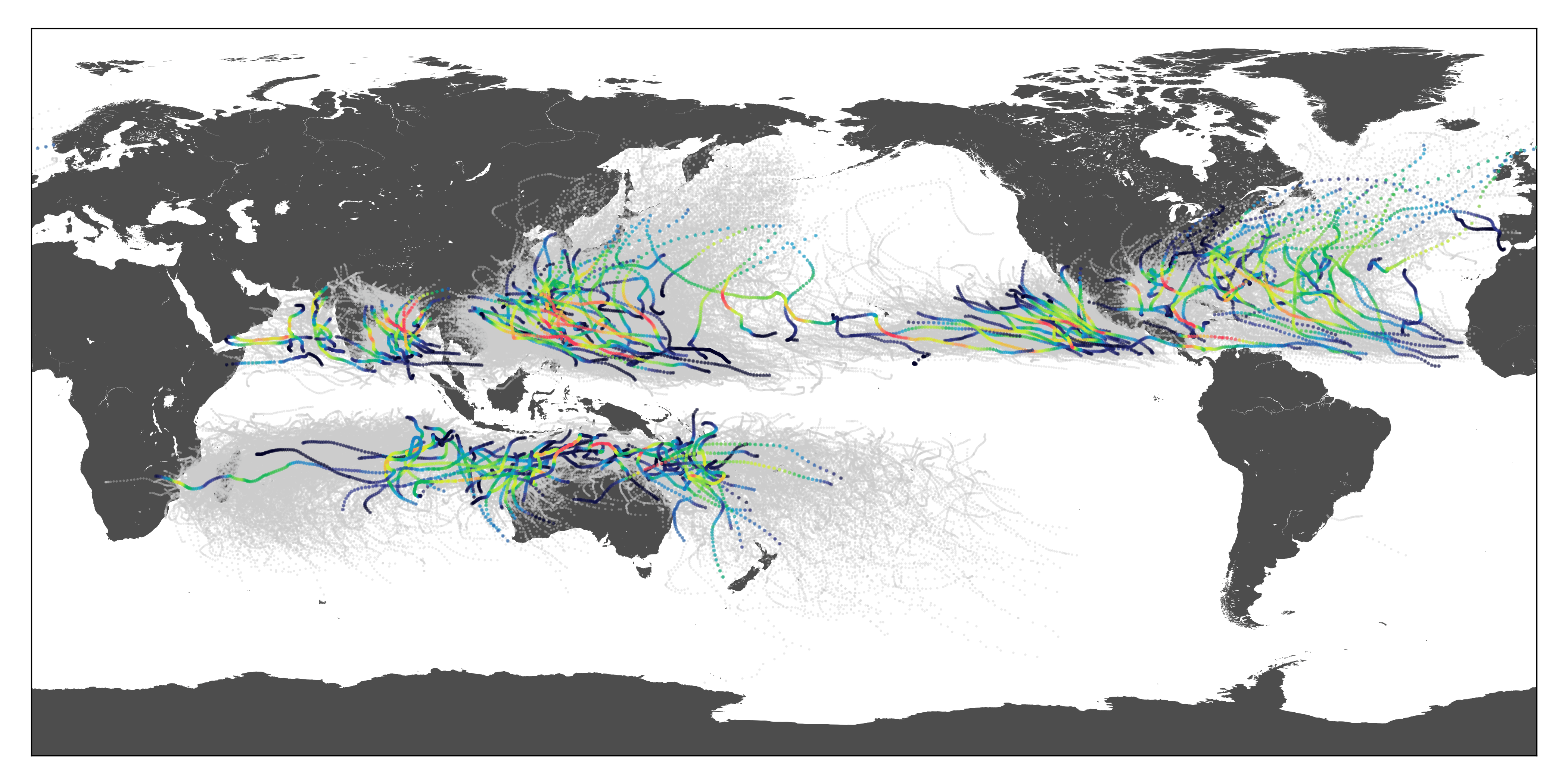 InCyc: A Global Tropical Cyclone Insights Database