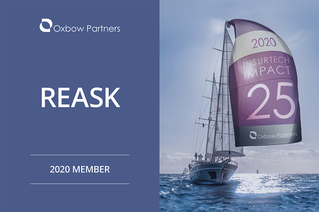 reask makes Oxbow Partners' 2020 Impact 25