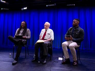 Kmele Foster vs. Lawrence Ross at the Soho Forum |||