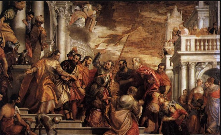 Saints Mark and Marcellinus being led to Martyrdom, by Paolo Veronese (1528–1588)