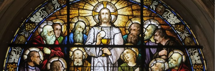 gettyimages-Christ with Apostles-Euchrarist