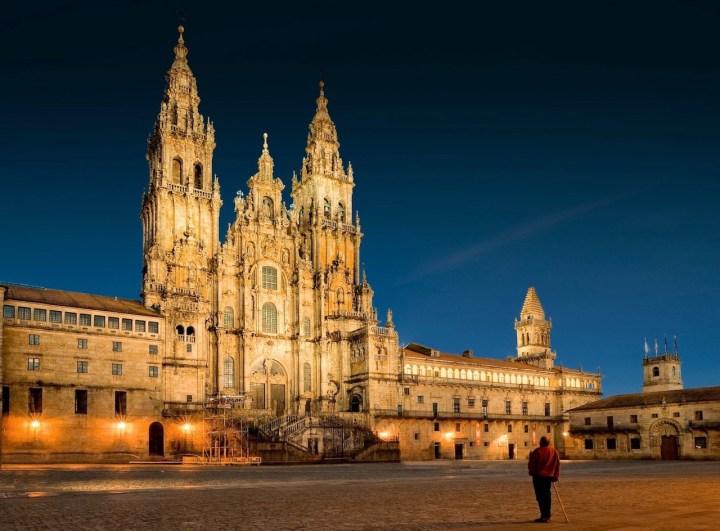 Cathedral of Santiago de Compostella