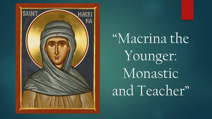 Monastic and Teacher