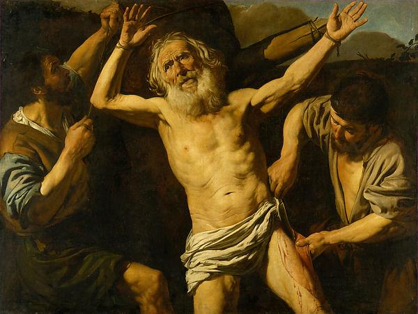 Valentin, Martirio di San Bartolomeo, Gallerie dell'Accademia, Venezia