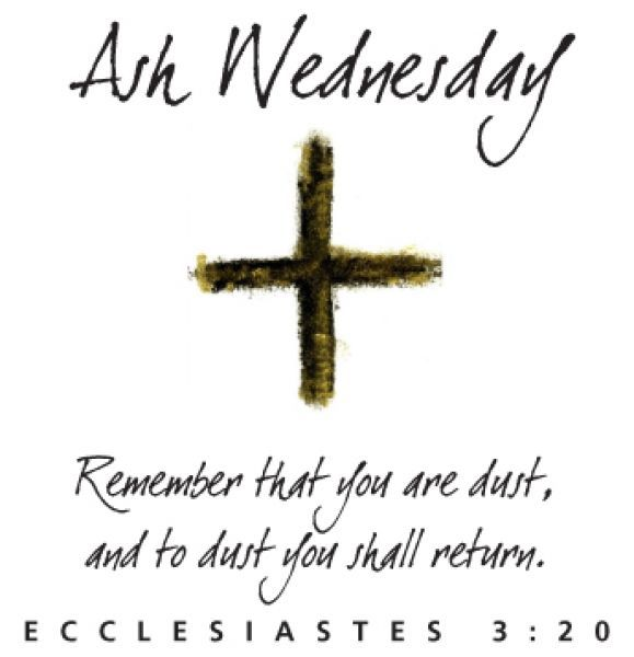Ash Wednesday - Ecclesiastes 3-20