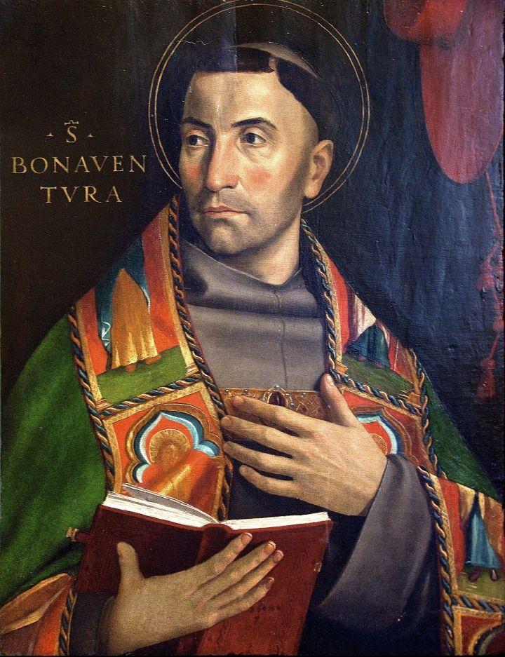 Saint Bonaventure, Paolo Morando (Il Cavazzola)