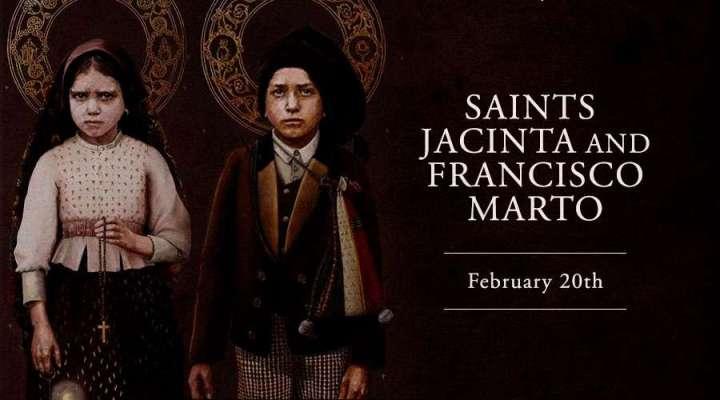 saintsfranciscoandjacinta