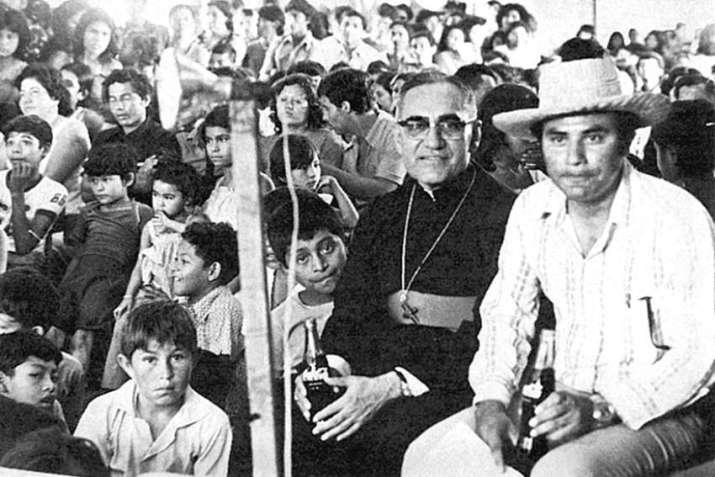 Romero with Coca-Cola