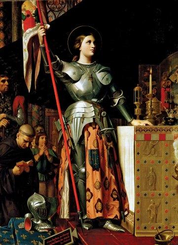 Joan of Arc Coronation of Charles VII