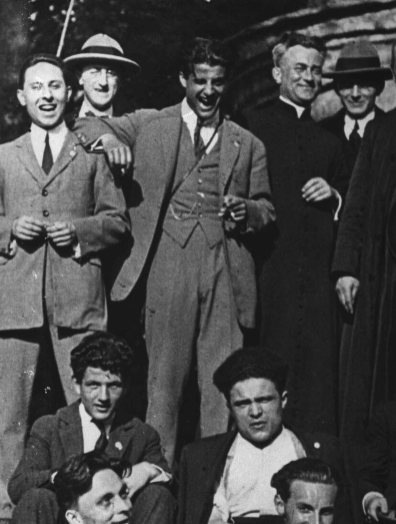 Blessed-Pier-Giorgio-laughingwithcigar