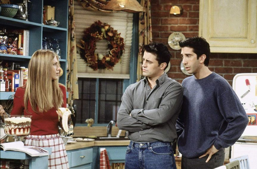 The One Where Tina Explains the Economics Behind Friends