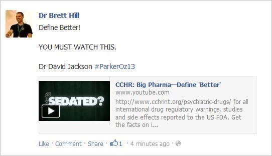Hill 4 CCHR video