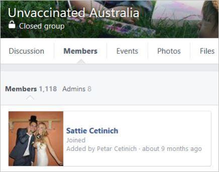 Cetinich 2 UA member