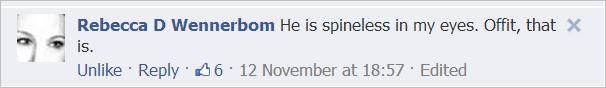 AVN 6597 Hempel Offit spineless