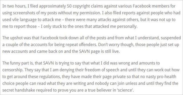 AVN 6659 Dorey 50 reports DMCA take downs
