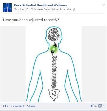 Davidson 29 Peak static blockage in spine stopping bundles of energy