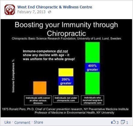 Johnson 13 boost immunity 400%